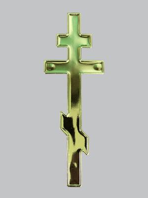 Крест пластиковый на крышку